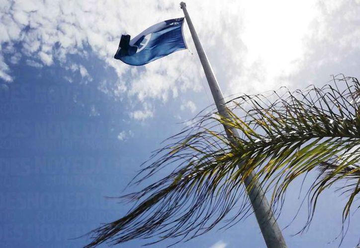 Se prevé que cuatro playas más de Quintana Roo obtengan se postulen para obtener la certificación Blue Flag. (Octavio Martínez/SIPSE)