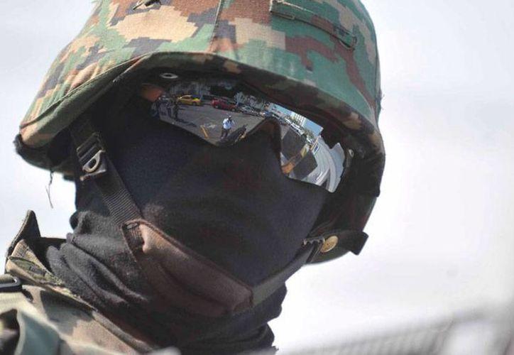 Varios de los líderes de Los Zetas formaron parte del Ejército mexicano; 'El Z-9' no fue la excepción: integró Grupo Aeromóvil de Fuerzas Especiales (GAFE). (Foto de contexto/vivelohoy.com)