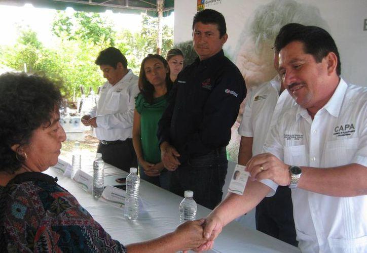 Las autoridades realizarán un estudio socioeconómico  para determinar el descuento. (Javier Ortiz/SIPSE)