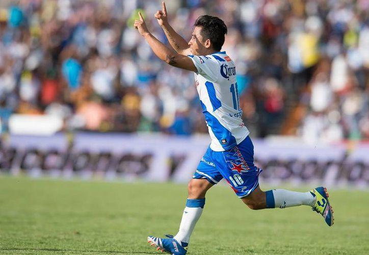 El futbolista del Puebla, Christian 'Hobbit' Bermúdez fue detenido hace unos días sin aparente apoyo de sus abogados. Hoy está preso por no pagar la pensión alimenticia de sus dos hijos. (mexsports.com)