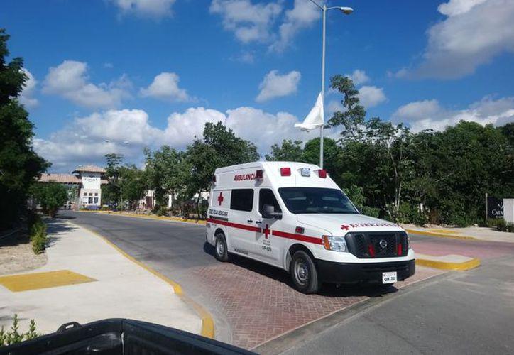 El accidente se registró la mañana del pasado viernes. (Redacción/SIPSE)
