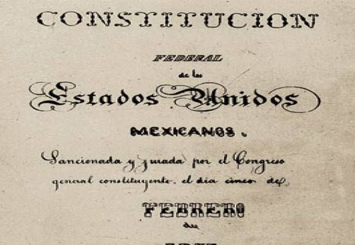 La traducción de la Constitución Mexicana  fomentará los derechos de los pueblos. (www.travelbymexico.com)