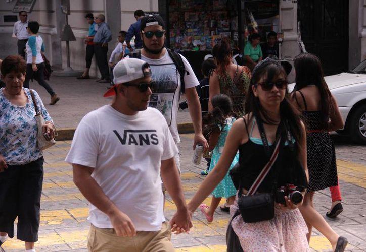Según el Centro Hidrometeorológico Regional de Mérida este jueves 31 y el viernes 1 de enero se prevén para Yucatán temperaturas calurosas de los 31 a los 35 grados celsius y para el sábado entre los 30 y los 34 grados. (SIPSE)