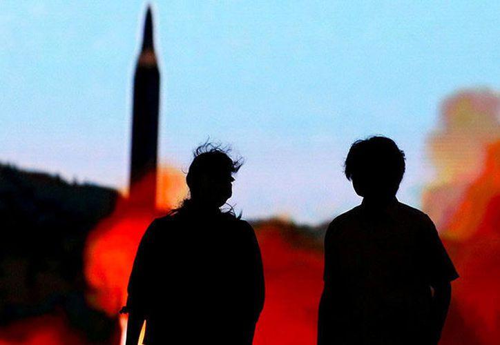 En el lugar presuntamente se realizaban pruebas nucleares. (RT)