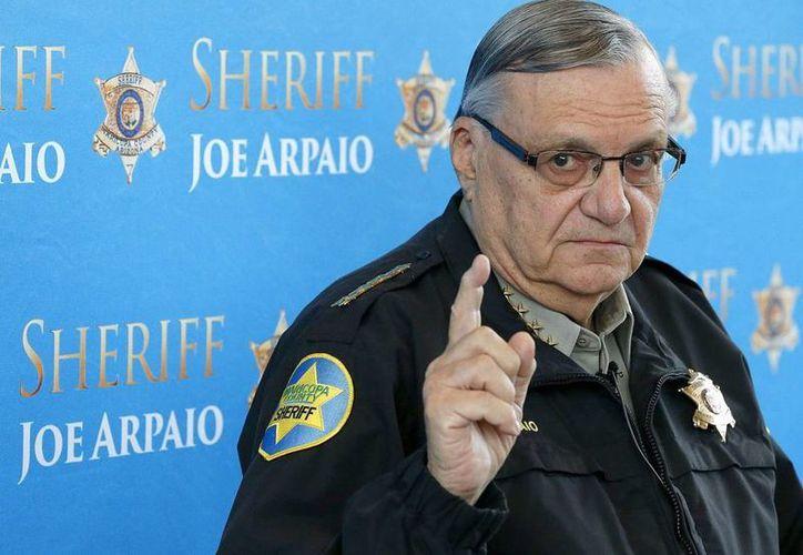 Rechazan la apelación interpuesta por el alguacil del condado Maricopa, Joe Arpaio, para revivir una ley considerada como antiinmigrante por organizaciones defensoras de las libertades civiles. (Archivo/AP)