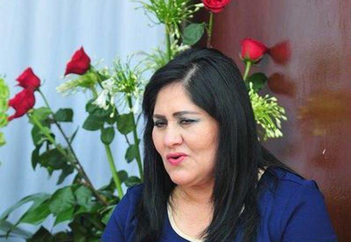 Senadora priísta, Diva Gastélum Bajo, presidenta de la Comisión de Igualdad de Género en la Cámara Alta. (Redacción/SIPSE)