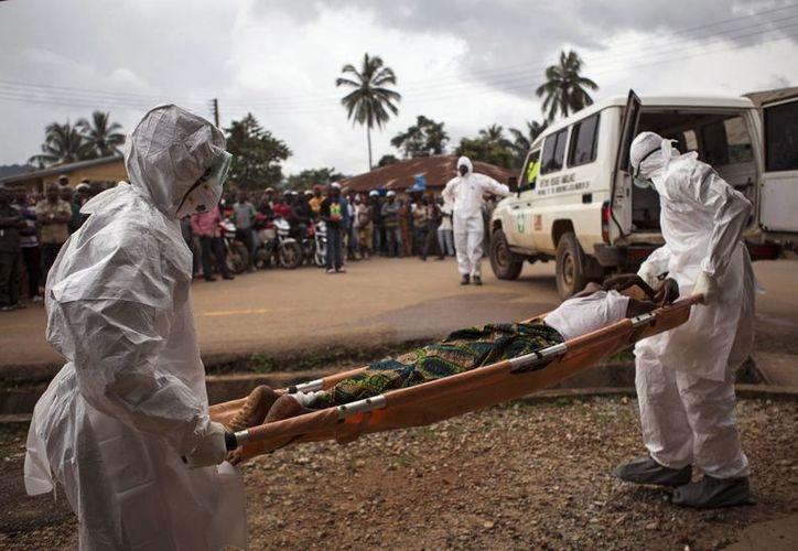 Sierra Leona fue el país más golpeado por el virus del ébola, con unos 11 mil casos confirmados. (AP)