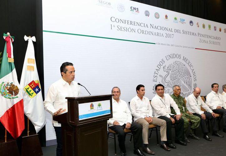 Siete estados: Chiapas, Tabasco, Veracruz, Oaxaca, Yucatán, Campeche y Q. Roo estuvieron representados. (Foto: Redacción / SIPSE)