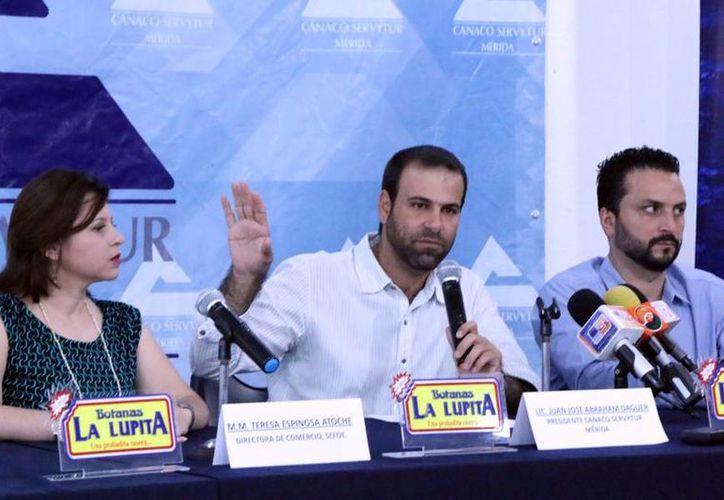 Empresarios de Yucatán participarán en la Canaco Business Club para buscar oportunidades de negocio. (José Acosta/SIPSE)