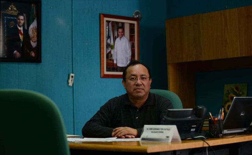 René Tun Castillo detalló que los rubros en donde se presentan más problemas para los usuarios de tarjetas de instituciones bancarias son robo, extravío, clonación o falsificación y compras por internet. (Miraquemiro)