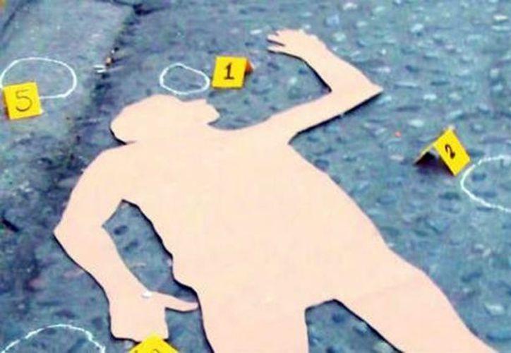 En los últimos días las ejecuciones en Cancún se han hecho mas frecuentes.  (SIPSE)