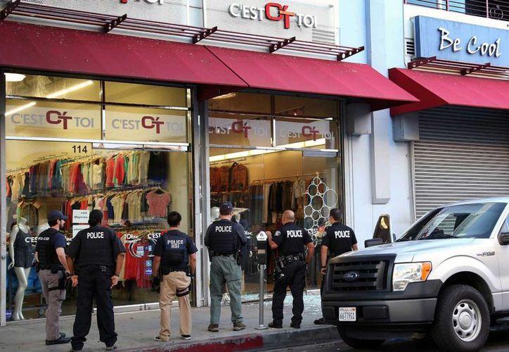 Las autoridades aseguran que los narcotraficantes están recurriendo al comercio internacional para lavar grandes cantidades de dinero. (Archivo/AP)