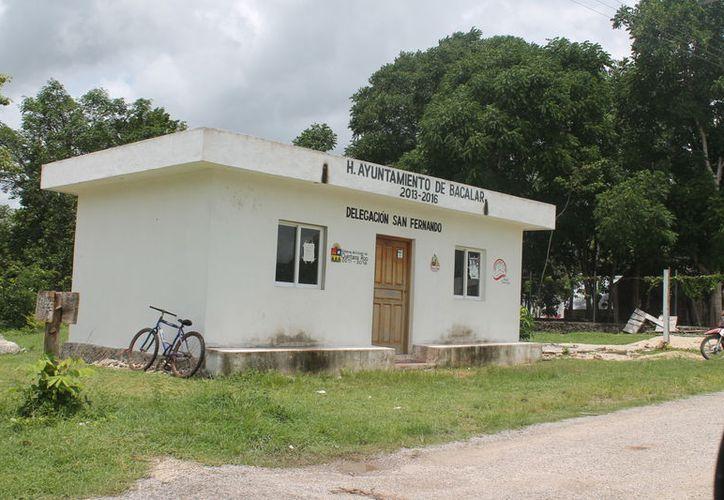 La comunidad está ubicada a más de 100 kilómetros de Bacalar y viven cerca de 300 habitantes. (Carlos Castillo/SIPSE)