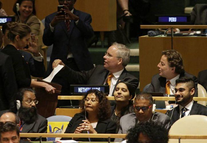 Bolivia, Suecia, Etiopía y Kazajistán son los nuevos miembros del Consejo de Seguridad de Naciones Unidas. (EFE)