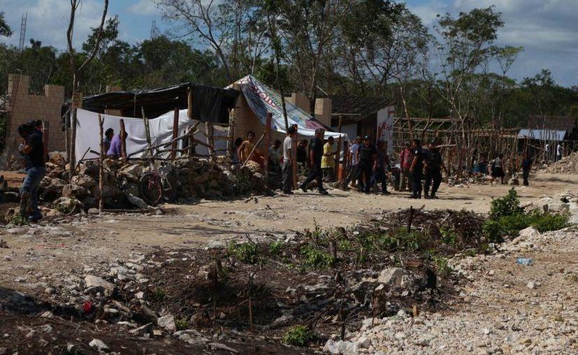 A través de una nueva ley se espera poner freno a las invasiones de terrenos en Quintana Roo. (Adrián Barreto/SIPSE)