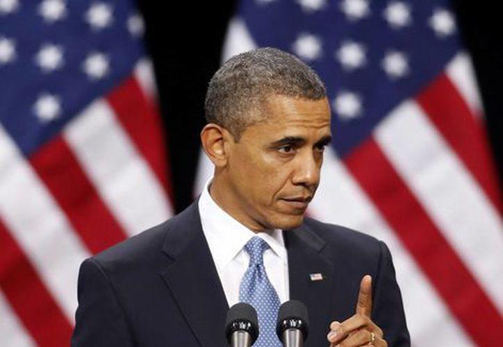 Obama opinó que las pruebas nucleares sólo han aislado a Corea del Norte. (Foto: Agencias)