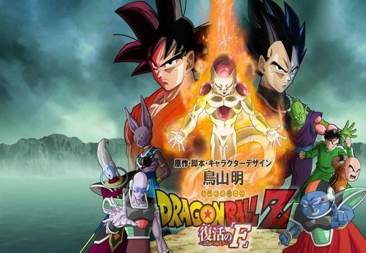 La nueva pelicula de Dragon Ball, revivirá a uno de los grandes villanos como lo es Freezer, su estreno en México será este viernes por todos los cines del país. (Milenio)