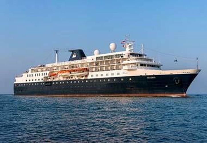 """La ruta de """"Misterios Mayas"""" del crucero M/V Minerva, llegará a Yucatán. (Milenio Novedades)"""