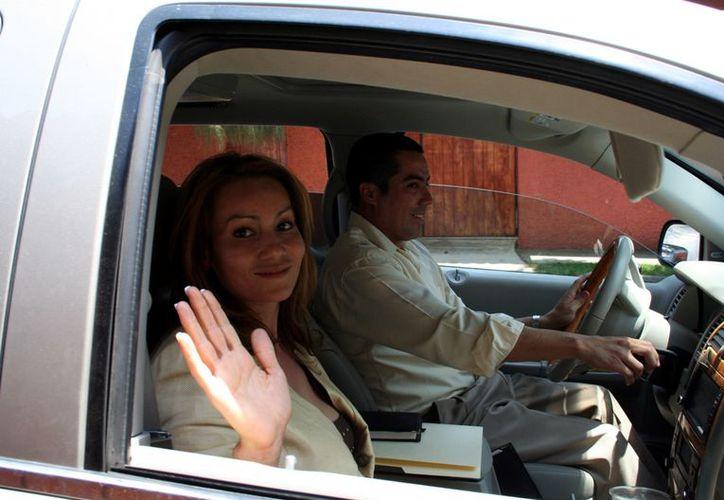 El cuerpo de María Santos Gorrostieta Salazar fue localizado en la comunidad El Chupadero. (Agencia Reforma)