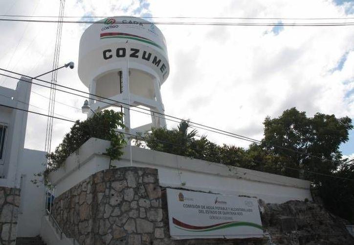 Los presuntos ladrones pretendía llevarse 600 metros de cobre de CAPA. (Foto: Contexto/SIPSE)