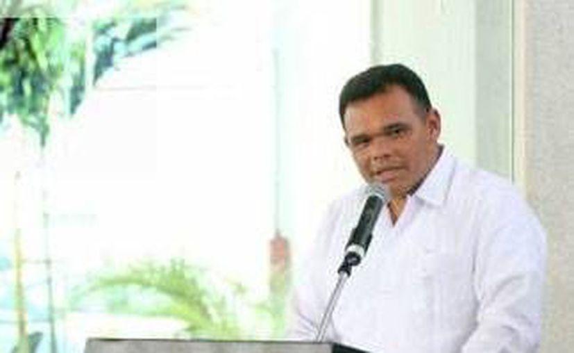 Zapata Bello: Yucatán tiene una fuerza de acción que supera los ocho mil 500 elementos. (SIPSE/Archivo)