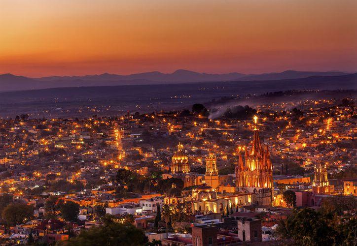 San Miguel de Allende como Mejor Ciudad del Mundo en los World's Best Awards 2017. (Foto: Internet).