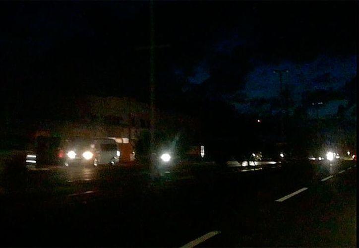 El pasado 21 de mayo ocurrió un apagón en el municipio de Solidaridad. (Redacción/SIPSE)