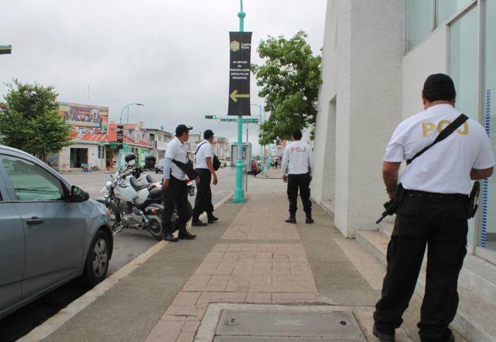 La Policía Ministerial inició con un trabajo de investigación el cual dio resultados positivos con la localización de la menor. (Redacción/SIPSE)