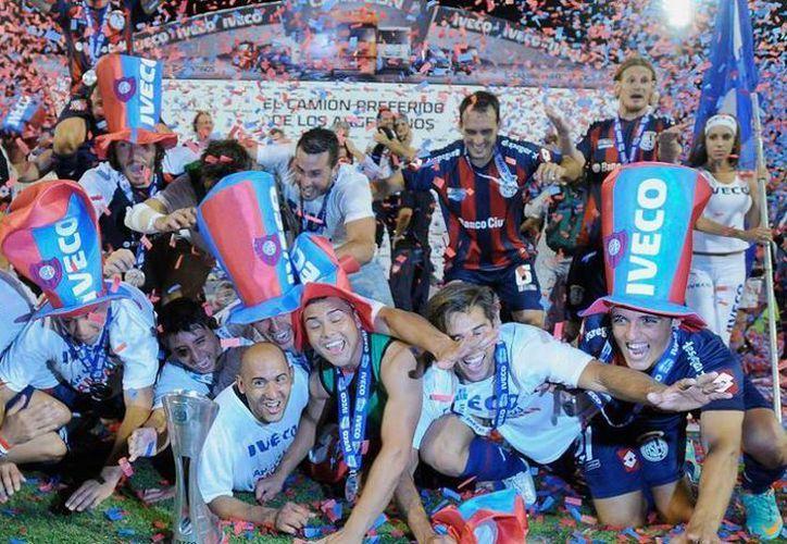 La prioridad del San Lorenzo en 2014 será llevarse la Copa Libertadores, un título que nunca ha ganado. (Facebook/San Lorenzo)