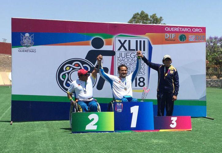 Ganaron dos medallas de oro y otras dos de plata. Foto: Redacción
