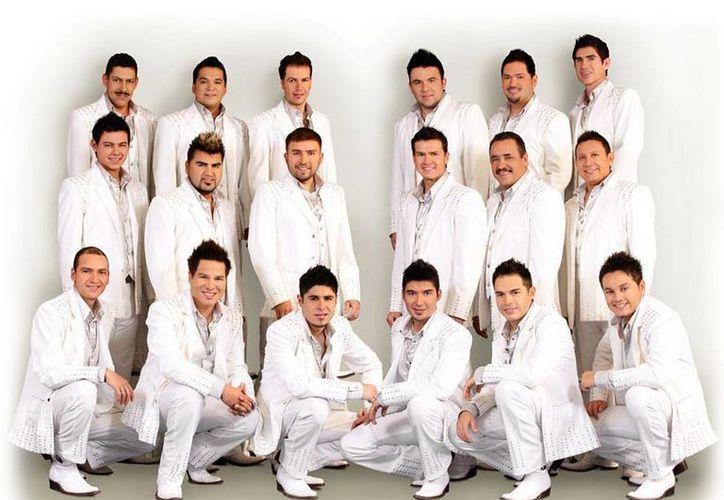 La Banda El Recodo actuará hoy en Tekax y mañana en Mérida. (Agencias)