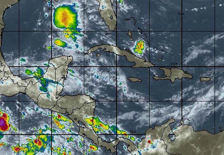 Las probabilidades de lluvia en la Península de Yucatán son del 80 por ciento. (Cortesía/SIPSE)