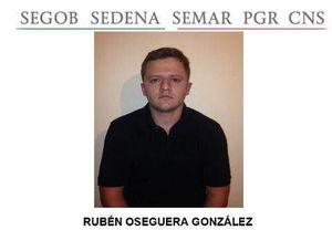 México: juez dicta formal prisión contra hermano de El