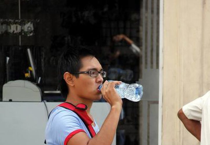 Pronostican otra tarde calurosa en Mérida. (Juan Albornoz/SIPSE)