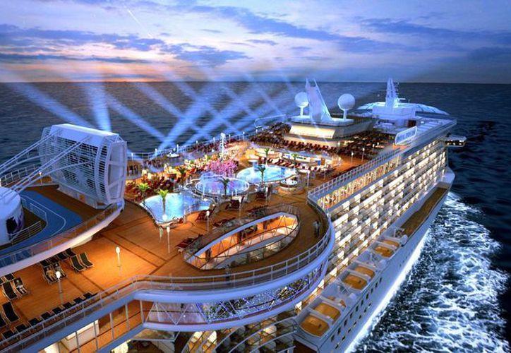 El Princess Cruise destaca entre sus rutas a destinos del Caribe Mexicano como Cozumel.  (Foto de contexto/Internet)