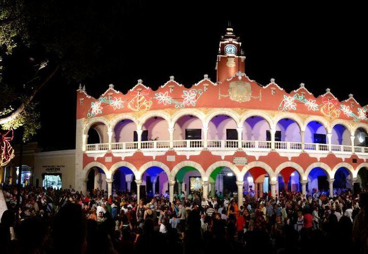Mérida cumplirá este domingo el 471 Aniversario de su fundación. (Milenio Novedades)