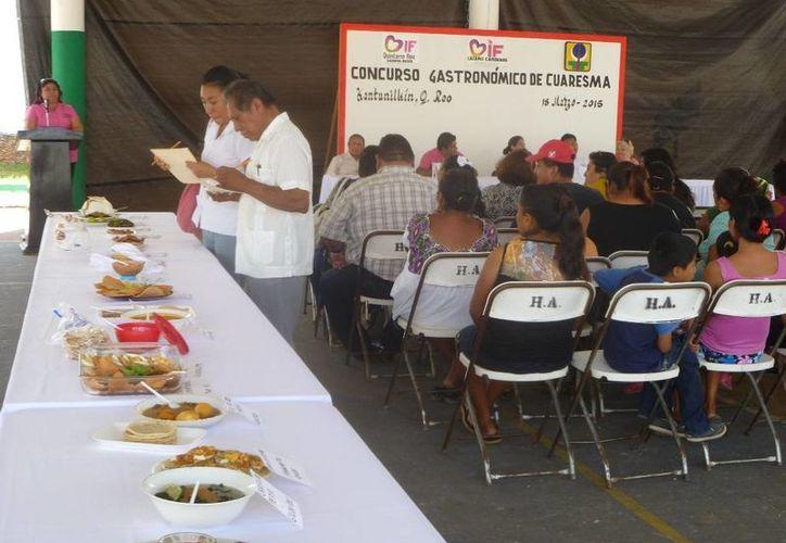 El evento se realizó en el domo deportivo. (Raúl Balam/SIPSE)