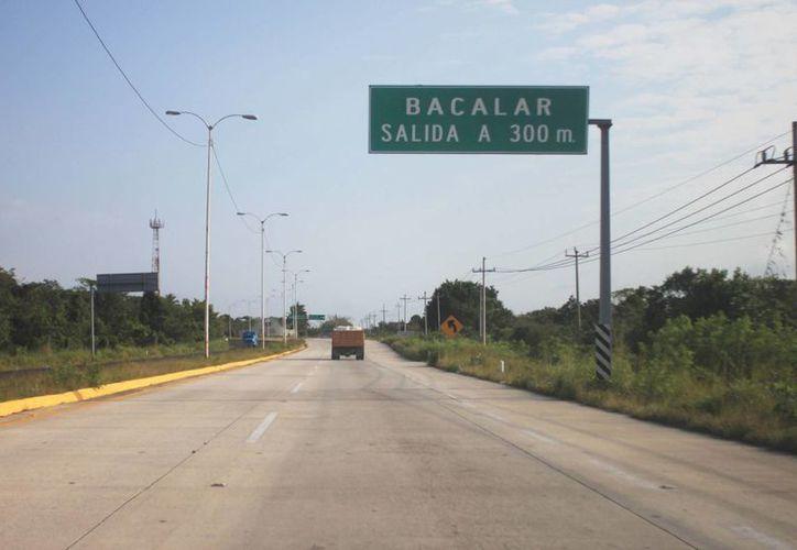 Bacalar y Othón P. Blanco se disputan 100 hectáreas; Quintana Roo tiene cinco mil kilómetros cuadrados en litigio con Campeche. (Harold Alcocer/SIPSE)