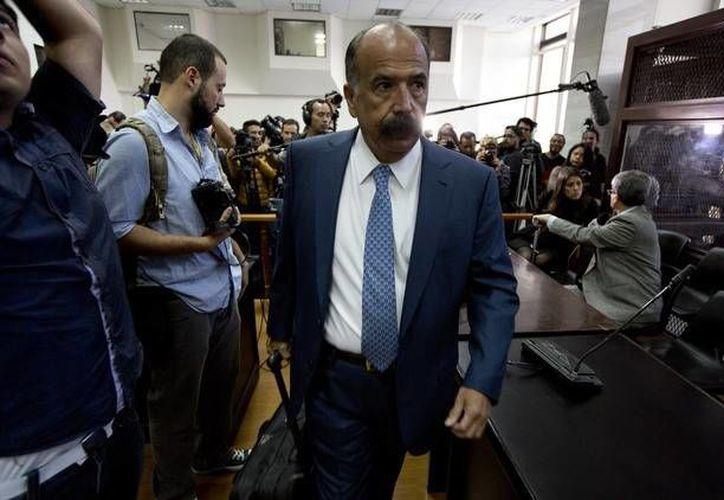 El fallecido abogado Francisco Palomo (en la imagen) logró atrasar el juicio contra el exdictador Efraín Ríos Montt, acusado de la muerte de más de mil indígenas ixiles. (Archivo/AP)