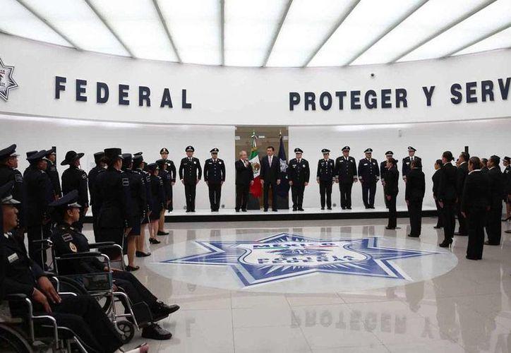 La Policía Federal cuidará a 4 candidatos a la gubernatura de Guerrero. La imagen es sólo ilustrativa. (Facebook/Policía Federal de México)