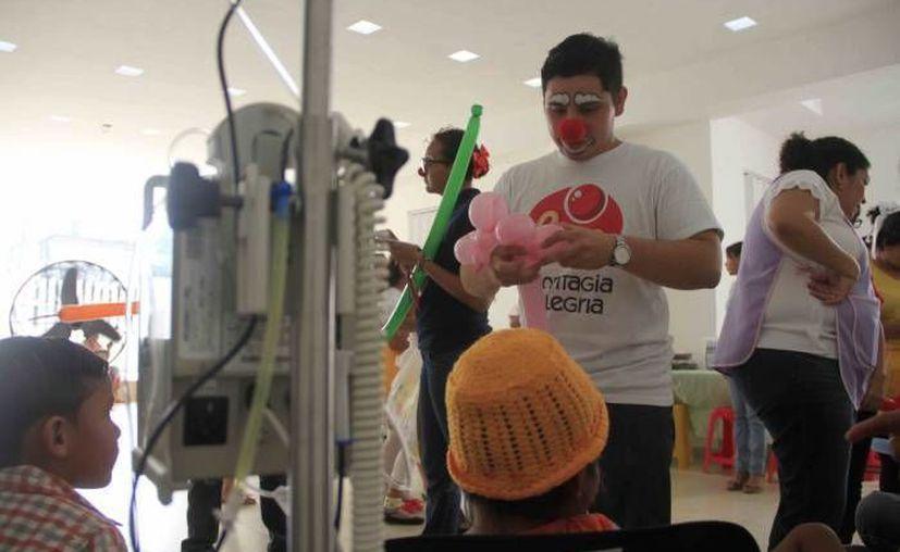 El diagnóstico oportuno puede mejorar el pronóstico del niño y aumentar las posibilidades de cura. (Gerardo Amaro/SIPSE)