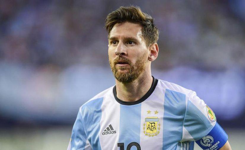 Messi no será convocado este semestre con la selección argentina. (Internet)