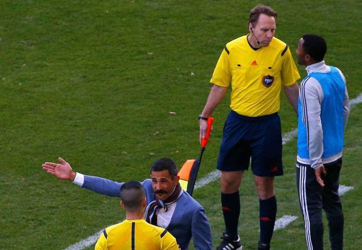 Estadios alemanes podrían contar con video arbitraje a partir de la próxima temporada. (Foto tomada de mlsfutbol.com)