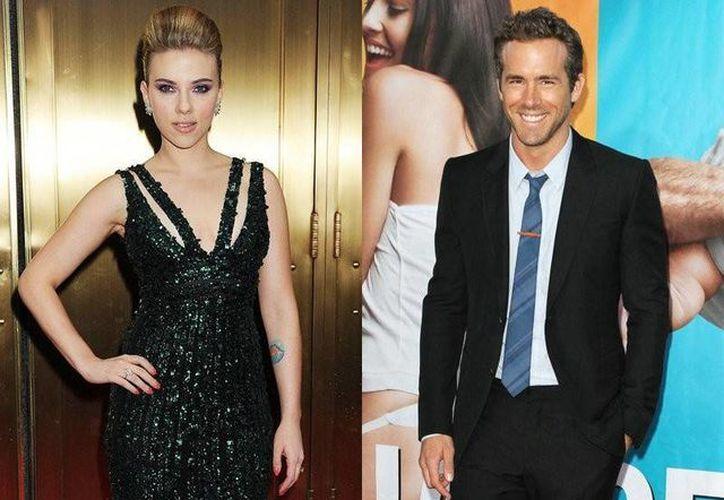 Scarlett estuvo casada dos años con el actor Ryan Reynolds. (aceshowbiz.com)