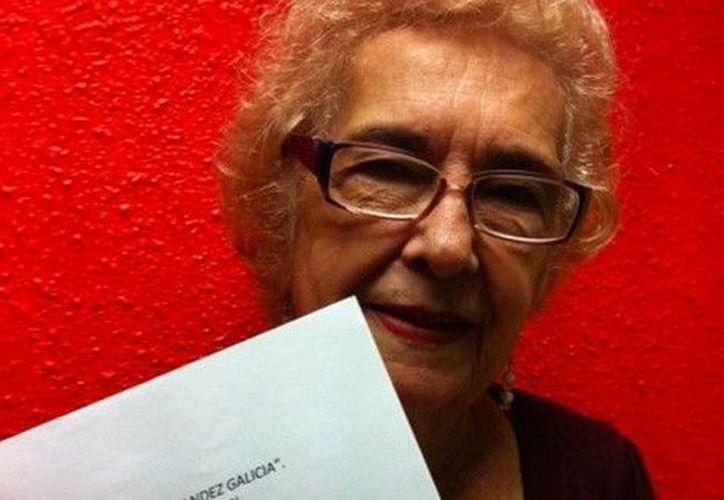 Compositora Miriam Castellanos Mcgregor (Joaquín López/Milenio)