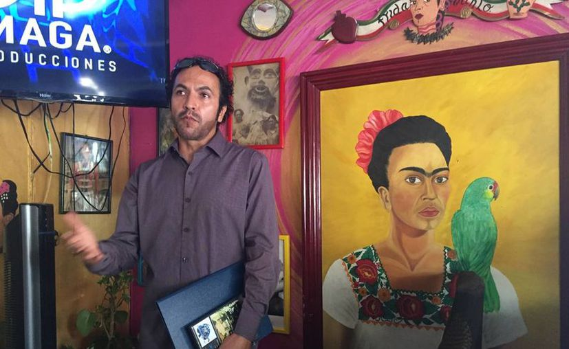 El documental sobre la historia de Playa del Carmen fue producido por Miguel Gallardo. (Luis Ballesteros/SIPSE)