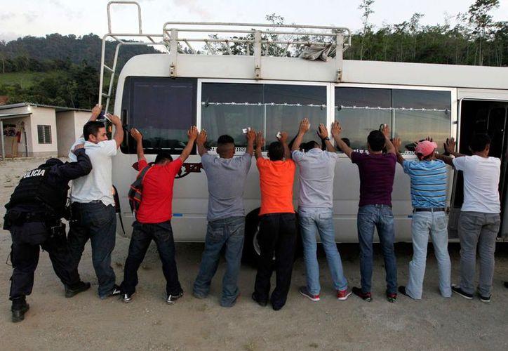 El 75% de los migrantes de Guatemala, Honduras y El Salvador jamás fueron informados sobre su derecho a solicitar asilo. (Foto: Reuters)