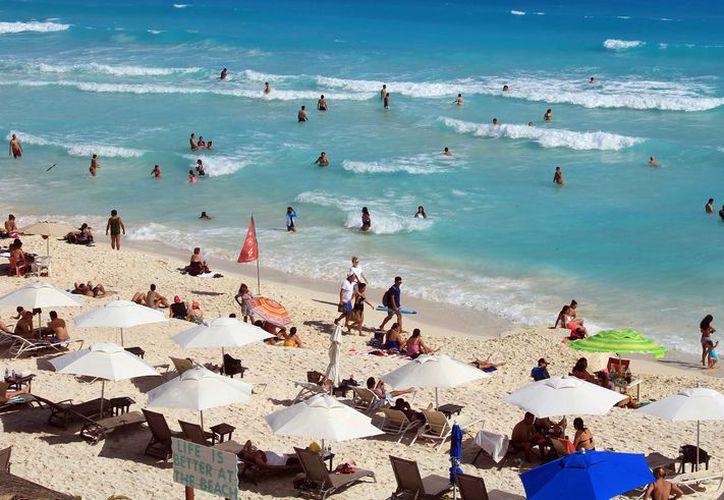 Los monitores de agua se hace tres veces al año, para semana santa; vacaciones de verano; y fin de año. (Redacción/ SIPSE)