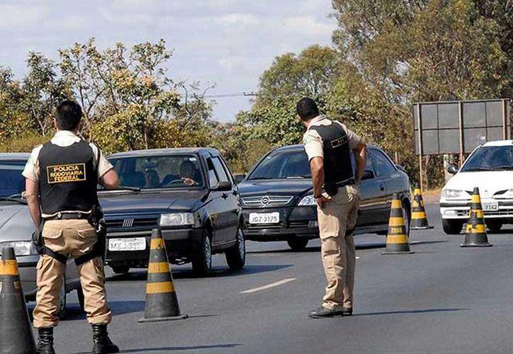 Autoridades de Brasil detuvieron a Mario Sergio Machado Nunes, uno de los narcotraficantes más buscados. La imagen es de contexto. (excelsior.com.mx)