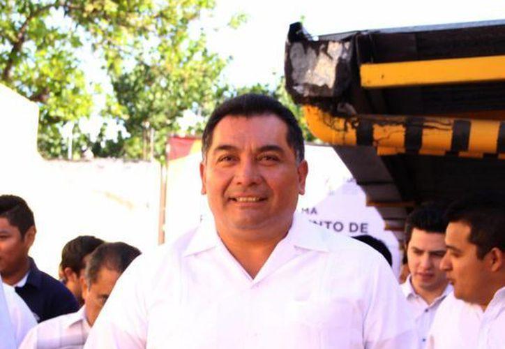 El secretario general de Gobierno, Víctor Caballero Durán, manifestó que lo principal es tener muy claro el diagnóstico de los cuerpos policíacos por municipio. (Milenio Novedades)